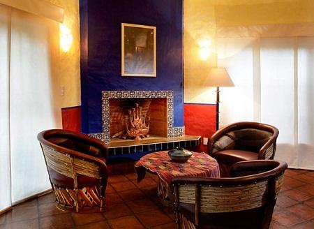 Decoraci n estilo mexicano innova en tu sala muebles nina for Decoracion colonial mexicana